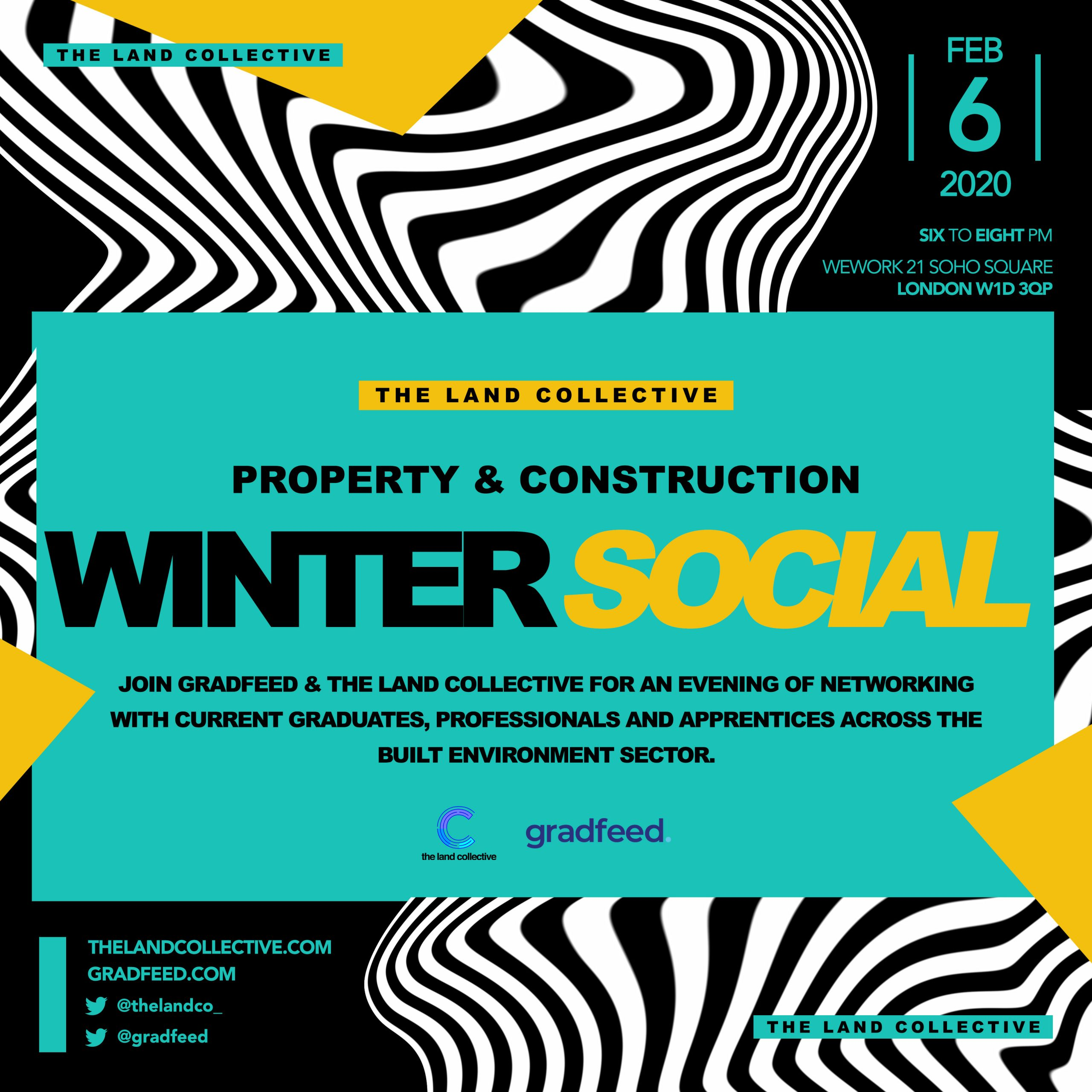 The Land Collective Winter Social