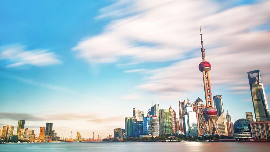Chinese Property Boom Could Be Promising for the Economy China's gross domestic product grew 6.8 per cent in the third quarter, ahead of Beijing's full-year target.